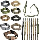 Tactical Dog Collar Handle Military Training Leash Molle Medium Large M L XL XXL