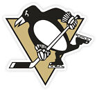 Pittsburgh Penguins Hockey Vinyl Sticker Decal Laptop Car Cornhole Wall $3.99 USD on eBay