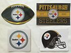 NFL Pittsburgh Steelers Sticker Package Logo Helmet Football Vintage Stickers on eBay