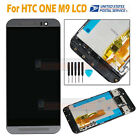 For HTC ONE M8 M9 LCD Display Digitizer Touch Screen Replacement Frame Tools US