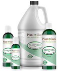 Aloe Vera Oil 100 Pure Cold Pressed Carrier Liquid Organic For Skin Face Hair