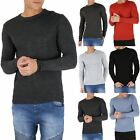 Mens Winter Warm Fine Knitted Outerwear Pullover Full Sleeve Jumper Sweater Top