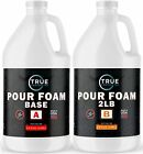 Liquid Urethane Rigid Pour Foam 2 Lb Density  1/2 to10 Gallons Many Choices