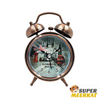 Alarm Clock For Kids Table Modern Analog Display Desk Backlight Battery Operated