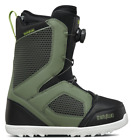 32 THIRTYTWO STW BOA MEN'S SNOWBOARD BOOTS (GREEN) (SELECT SIZE) 2018