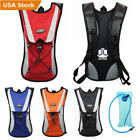 Hydration Pack+ 2L Water Bladder Bag Camelbak Backpack Hiking Camping Runnin LOT