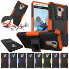 Hybrid Armor Case Cover Kickstand Rugged Case For Huawei P10 P8 P9 Lite 2017