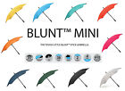 "BLUNT "" The World's Best Umbrella "" Tough Mini Stick Umbrella - Various Colours"