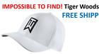 NEW INVENTORY! RARE! SHIPS IN BOX 2019 Nike TW Ultralite Golf Hat Tiger Woods