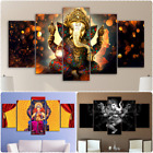 digital picture frame reviews - GANESHA HINDU GOD INDIA PAINTING CANVAS PRINT WALL ART PICTURE UK REVIEWS FRAMED