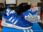 Adidas Originals EQT Cushion ADV Collegiate Royal Blue White Grey Black CQ2380