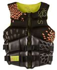 NEW 150 Womens HO Couture Team CGA Vest Water Ski Life Jacket Ladies Black