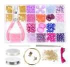 Jewelry Making Kit Deluxe Beading Jewelry Supplies for Adults Beginners Girls