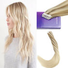 50G Best Skin Weft Adhesive Tape in Balayage Ombre Remy H...