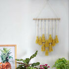 Внешний вид - Macrame Woven Wall Hanging Tapestry Handmade BOHO Chic Bohemian Art Wall Decor