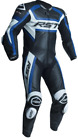 RST 2054 Tractech Evo R Motorcycle Leather One Piece Suit Blue Latest Model