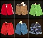 NWT Gymboree Boys Shorts Size 6-12 12-18 & 18-24 M Only Selection!