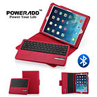 Wireless Bluetooth Keyboard Leather Case Cover For Apple iPad Air / iPad Air 2