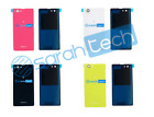 New Sony Xperia Z1 Compact Mini D5503 Battery Back Cover Rear Glass Adhesive