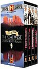 Best of the Real West - Boxed Set (VHS, 2000, 5-Tape Set) - New, never opened!
