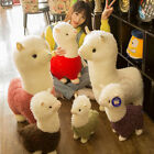 65CM Big Plush Toys Giant Large Cute Alpaca Stuffed Soft Plush Dolls Pillow Gift