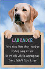 Labrador 3D Home Hang Up Sign - Available in Black, Chocolate or  Yellow,
