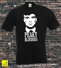 Peaky Blinders Tommy Shelby T-Shirt Birmingham Brothers Garrison Gangster Tee