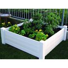 Garden Wizard 48 in. Square Raised Garden Bed