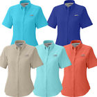 "New Womens Columbia PFG ""Tamiami"" Omni-Shade / Wick Vented F"