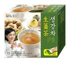 [DAMTUH] Korean Traditional Ginger Tea Made In Korea Provide Tracking Number