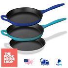 10-Inch Cast Iron Skillet Cookware Fry Pan Sovetop Frying Kitchen Pans Oven Home