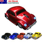 Gift 2.4Ghz wireless Mouse VW Beetle Car Mice for Laptop PC MAC +USB Receiver AU