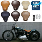 Soft Leather Classic Solo Seat For 1988-2008 Honda Shadow VLX 600 VT600C Bobber $59.99 USD on eBay