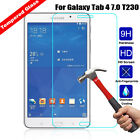 "Tempered Glass Tablet Screen Protector for SAMSUNG GALAXY Tab 4 / 7"" T230 T231"