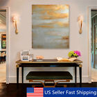 Art - Framed Modern Abstract Canvas Print Art Oil Painting Wall Picture Home Decor US