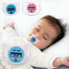 Baby Health Monitors Nipple Thermometer Testa Pacifier LCD Digital Mouth Chupeta