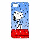Snoopy Cartoon Snow Soft TPU Back Case Cover For Apple iPhone - CB831