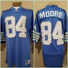 Vintage Herman Moore Detroit Lions Sewn Russell Athletics Sz 52 Jersey 2X