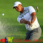 2018 TIGER WOODS TW DRY BLOCK GOLF POLO SHIRT. 854268-100  PICK SIZE