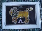Leo Cancer Gemini Taurus ZODIAC HandMade BATIK ART cards Blank for your message
