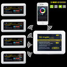 MILIGHT FUT038 WIFI IBOX 4-zone Inappropriate Controller for LED strip rgbw light 5050
