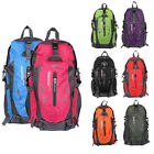 40L Travel Outdoor Sport Backpack Hiking Waterproof Zipper Laptop Bag School Bag