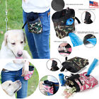 Pet Dog Snack Food Obedience Agility Bait Training Camo Treat Snack Pouch Bag