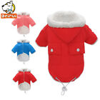 Puppy Chihuahua Pet Dog Waterproof Warm Coat Hoodie Coat Dress Vest Clothing