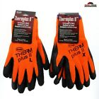 Внешний вид - Boss Latex Palm Warm Work Gloves Hi-Vis ~ New