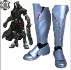 Overwatch Cosplay Overwatch Reaper Cosplay Costume Shoes Boots Accessories Adult