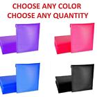 ANY SIZE POLY BUBBLE MAILERS SHIPPING MAILING PADDED BAGS ENVELOPES COLOR <br/> ANY QUANTITY #000 #0 #2 #5 HOT PINK, PURPLE BLUE BLACK