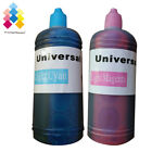 Lot 100ml Universal Printer Refill Ink Bottle for Epson HP Canon Brother Printer