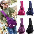 US Nylon Crossbody Edge Chest Cycle Sling Bag Travel Backpack for Men Women