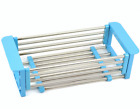 Stainless steel Multipurpose Telescopic Dishwasher Sink Dryer Rack